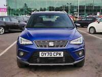 2020 SEAT Arona 1.0 TSI 115 Xcellence Lux [EZ] 5dr Hatchback Petrol Manual