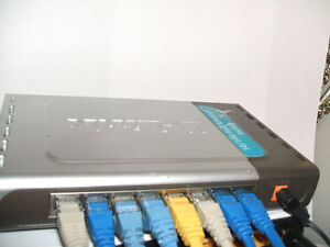 Dlink Fast Ethernet Switch 8 ports