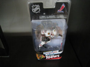 NHL Mcfarlane Jonathan Toews Blackhawks Toy Sport Action Figure