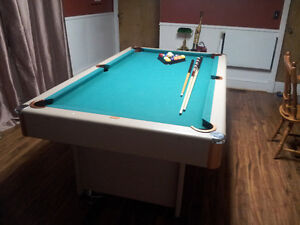 pool table cooper space saver