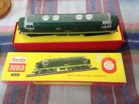 Hornby Train with box