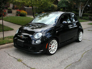 2013 Fiat 500 Abarth Coupe (2 door)