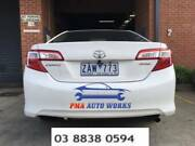 Toyota Camry Aurion Parking sensors reverse camera Ringwood Maroondah Area Preview