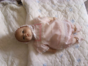 Antique Porceline Doll