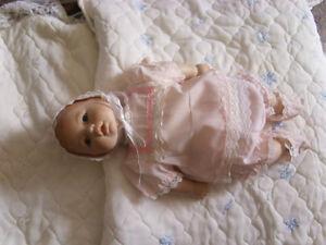 Antique Porceline Doll