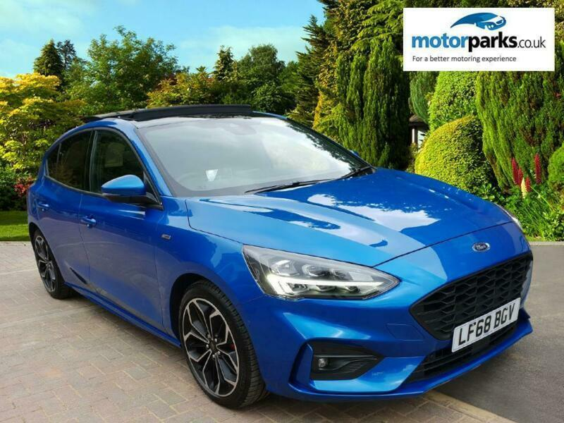 2018 Ford Focus 1 5 Ecoblue 120 St Line X Automatic Diesel Hatchback In Canterbury Kent Gumtree