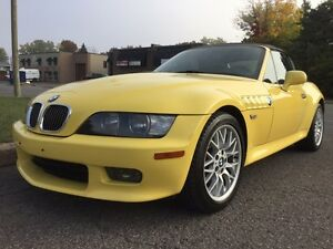 Z3 Roadster convertible 7980$