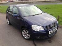 2008 Volkswagen Polo 1.4 Match - FSH - New MOT - 2 Keys - Only 66000 Miles