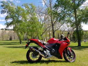 2013 Honda CBR500RAD (ABS)