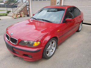 2003 BMW 3 Series, Manual