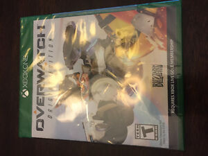 Overwatch for Xbox one NEW