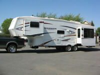 Caravane à sellette (Fifth Wheel) $218.00/mois