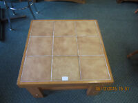 Huge Garage Sale Coffee Table and end tables