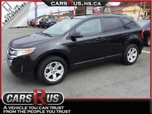 2014 Ford Edge SEL    FREE 1 YEAR PREMIUM WARRANTY INCLUDED!