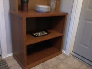REDUCED TO $125: Hutch and Buffet, Solid Wood Stratford Kitchener Area image 2