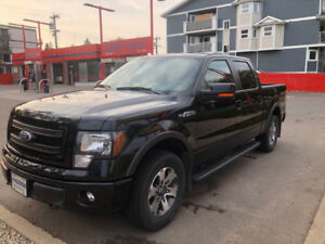 2014 Ford F-150 FX4 4X4 - LOW KMs