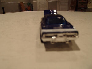 Loose Hot Wheels Blue  '69 Dodge Charger from 10 pack 1/64 Sarnia Sarnia Area image 5