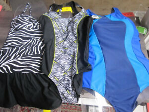 Bathing Suits, Christina sz 6, Roots, sz. 6, & 8, BNWT