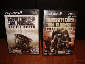 Brothers in Arms - PS2 - Earned in Blood - Road to Hill 30