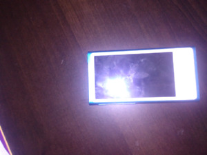 Light Blue ipod Nano 16gb 7th generation