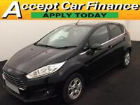 Ford Fiesta 1.6TDCi ( 95ps ) ECOnetic FROM £31 PER WEEK !
