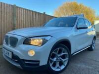 2012 BMW X1 2.0 XDRIVE20D XLINE 5d 181 BHP Estate Diesel Manual
