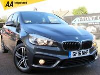 2016 BMW 2 SERIES 218D SPORT ACTIVE TOURER AUTOMATIC 5DR DIESEL HATCHBACK DIESEL