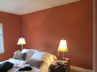PAINTING AND STAINING SERVICES
