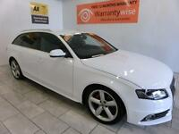 2010 Audi A4 Avant 2.0TDI ( 143PS ) S Line ***BUY FOR ONLY £43 PER WEEK***