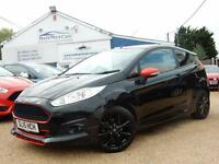 2015 15 Ford Fiesta 1.0 EcoBoost (E6) Zetec S Black Edition - RAC DEALER