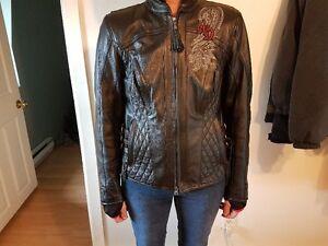 Manteau Harley Davidson pour femme
