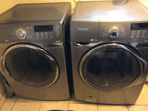Samsung Washer & Dryer Pair