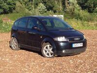 Audi a2 cheap car