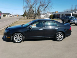 2011 ford fusion Sel with luxury pakage