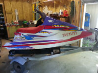 polaris SL750 to trade or sell personal watercraft for motorcycl