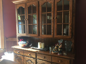 China Cabinet (Hutch only) Cambridge Kitchener Area image 1