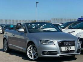 image for 2009 Audi A3 CABRIOLET 1.6 TDI S line Cabriolet 2dr Convertible Diesel Manual