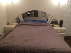 Queen/ Double size bedroom set