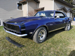 1968 Chev Camero RS Seller Motivated