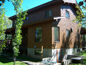 treed acreage for rents 3 miles east of Sherwood Park