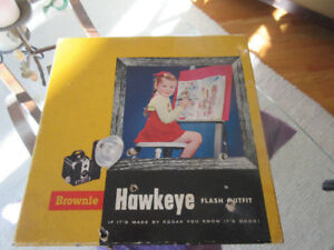 Kodak Brownie Camera Flash Outfit No. 177L in the Original Box