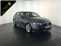 2013 63 AUDI A3 S LINE TDI DIESEL 1 OWNER FROM NEW FINANCE PX WELCOME
