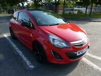 2013 Vauxhall Corsa LIMITED EDITION Hatchback Petrol Manual
