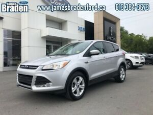 2015 Ford Escape SE  - One owner - Local - Trade-in - $130.08 B/