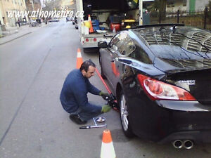 Flat Tire repair/new tires/installation OnSite tire service