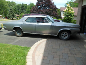 Looking to Trade My 1963 Chrysler 300