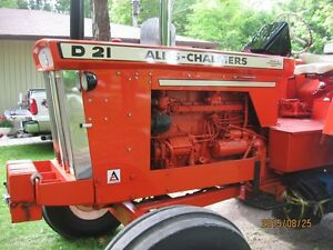 D21 Allis Chalmers 1966 Peterborough Peterborough Area image 1