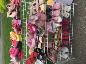 Baby shoes size 0-4