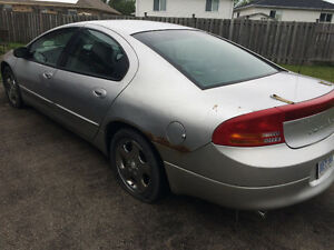 2002 Chrysler Intrepid Coupe (2 door)