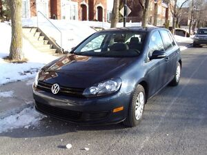 2013 Volkswagen Golf trendline Berline